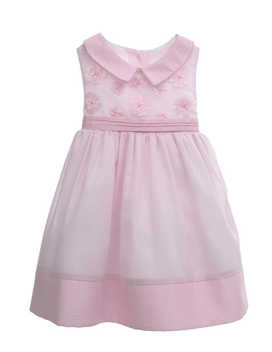 Bolo Vestido Casual Para Niña