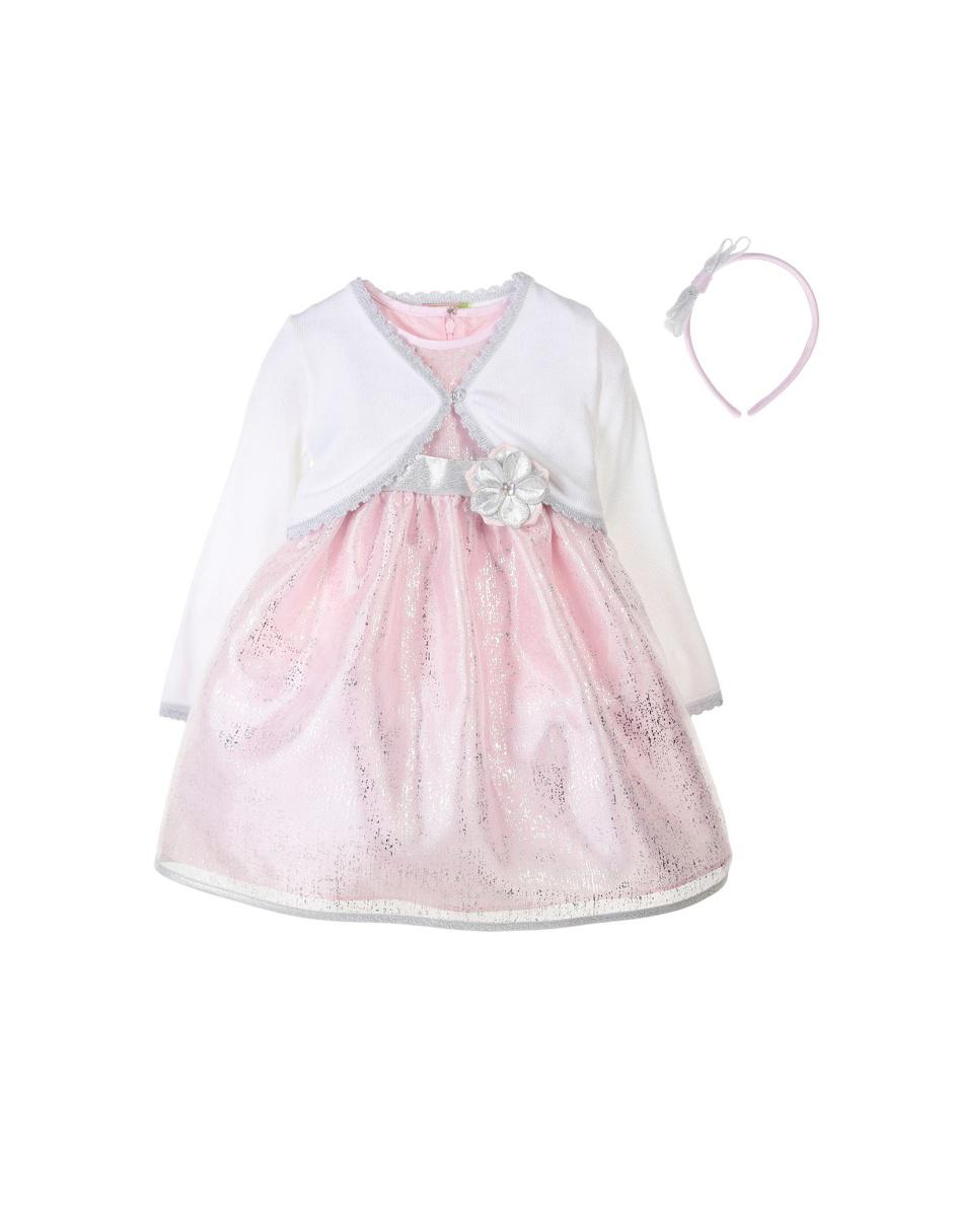 ad4e42380f Vestido Jessy Franz para niña