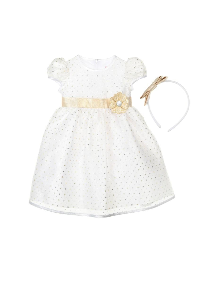 497ba5610 Vestido texturizado Jessy Franz para niña