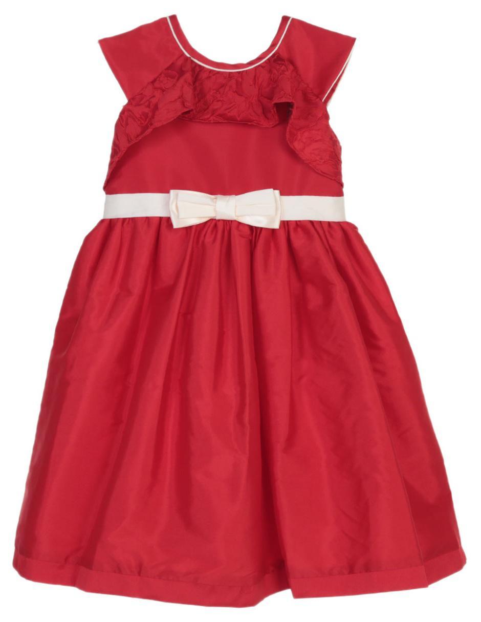 Vestido Liso Nina Carols Para Niña